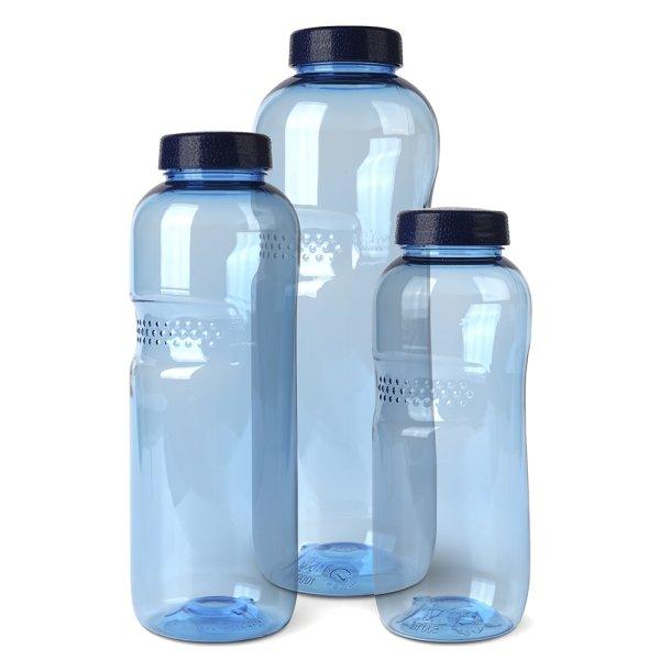 Alvito Basic Trinkflasche aus Tritan Deckel | Wasserfilter