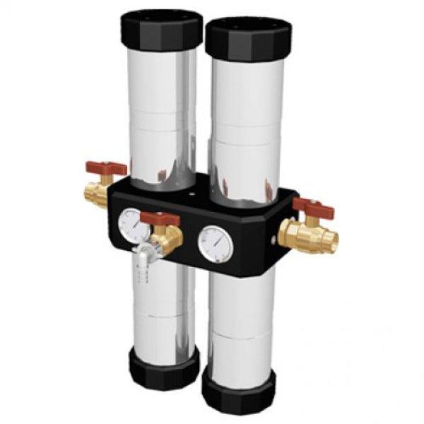 Gut bekannt Wasserfilter Hausanschluss Quadro 60 | Wasserfilter OL42