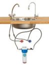 Alvito Einbau Wasserfilter unter der Spüle